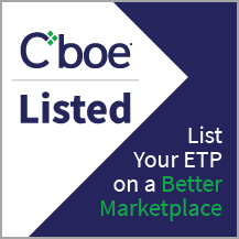 Cboe Listed: List Your ETP on a Better Marketplace